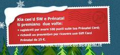 Natale Kia: fai un preventivo e ricevi una gift card da 25 euro gratis! - DimmiCosaCerchi.it