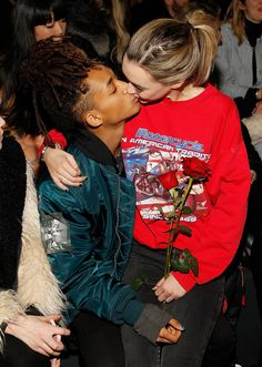 We Need to Talk About Jaden Smith and Sarah Snyder