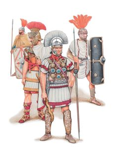 "from the new Osprey issue ""Roman Army Units in the Western Provinces (1): 31 BC–AD 195"" (MEN-AT-ARMS 506)."