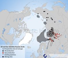 Russian Oil and Gas activities