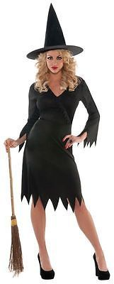 #Adult sexy black wicked witch ladies #halloween party fancy dress #costume outfi,  View more on the LINK: 	http://www.zeppy.io/product/gb/2/131601001135/