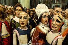 Antiche marionettes