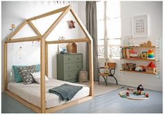 How cute would this be only in bunk bed form!!!?