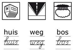 Juf Inger: woordkaartjes veilig leren lezen