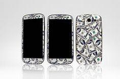 "Samsung ""Dollars""  (Approx. ZAR 79.00) Money Clip, Samsung, Wallet, Money Clips, Purses, Diy Wallet, Purse"