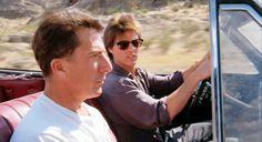 Tom Cruise and Dustin Hoffman - Rain Man (1988)