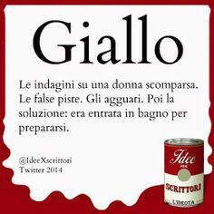 Idee per scrittori - Google+ - #Umorismo  #Satira http://www.ideeperscrittori.it/