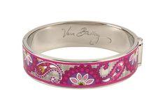 Paisley bracelet ~ Vera Bradley