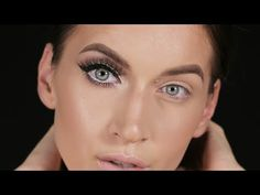 AKO SI ZVÄČŠIŤ OČI: Moje triky pri líčení - YouTube Work Playlist, Make Up, Youtube, Makeup, Beauty Makeup, Youtubers, Bronzer Makeup, Youtube Movies