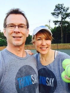 Our friends at In2une Music #Nashville represent! #Tennis