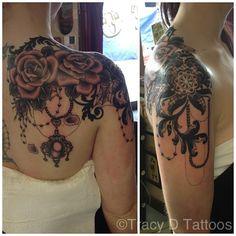 AMAZING Tracy D Tattoos.com