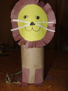 Lion Craft ~LaughWithUsBlog