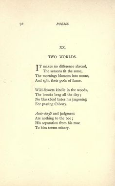Famous Poems by Emily Dickinson | Page:Emily Dickinson Poems (1890).djvu/100