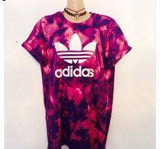 Unique complete one iff acid wash tie dye adidas tshirt urban swag festival from ILOVEPARADISEGARAGE on Etsy. Saved to Shirts + Tanks. Cut Up Shirts, Cheer Shirts, Print T Shirts, Tie Dye Shirts, Boyfriend Girlfriend Shirts, T Shirt Makeover, One Direction Shirts, Matching Couple Shirts, Fashion Moda