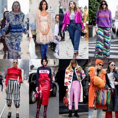 fashion monkeys girlz / #trends at Milano Fashion Week A/W 2018