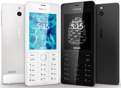 Nokia announces the Nokia 515, a featurephone that is made out of aluminium - http://vr-zone.com/articles/nokia-announces-nokia-515-featurephone-made-aluminium/53811.html