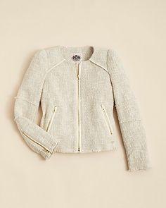 Juicy Couture GIrls' Tweed Jacket