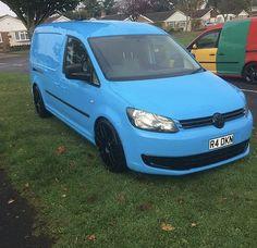 . Caddy Van, Volkswagen Caddy, Vw Vans, Vw Camper, Dream Garage, Motor Car, Cars, Vehicles, Ideas