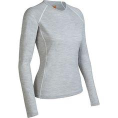 Icebreaker Bodyfit Oasis Base Layer Top - Merino Wool 71751b34e92a
