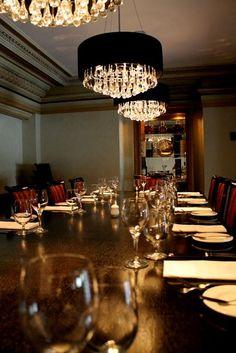 Rosewater Supper Club 19 Toronto Street, Toronto