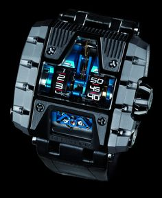 T 1000 Gotham relógio por Rebellion