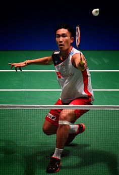 Kento Momota of Japan competes in the Men's Singles quarter final match against Lin Dan of China on day four of the Yonex Japan Open at Musashino Forest Sports Plaza on September 2018 in Chofu,. Get premium, high resolution news photos at Getty Images Badminton Match, Single Player, Gesture Drawing, Drawing Poses, The Man, Finals, Japan Photo, Tokyo Japan, Figure Drawing