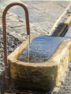 Why You Should Invest In Simple Water Features For Your Home Garden – Pool Landscape Ideas Pond Design, Landscape Design, Garden Design, Small Water Features, Water Features In The Garden, Garden Stream, Water Garden, Garden Pond, Ponds Backyard