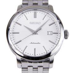 Chronograph-Divers.com - Seiko Japan SRPA23J SRPA23 Automatic White Dial 23 Jewels Analog Dress Mens Watch, $186.00 (http://www.chronograph-divers.com/seiko-japan-srpa23j-srpa23-automatic-white-dial-23-jewels-analog-dress-mens-watch/)