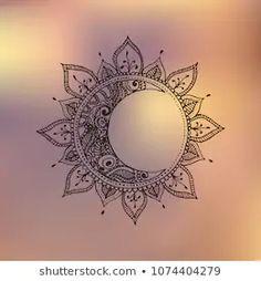 Moon Star Tattoo, Star Tattoos, Body Art Tattoos, Hand Tattoos, Sun Moon Tattoos, Tatoos, Mandala Sun Tattoo, Sun And Moon Mandala, Mandala Tattoo Design
