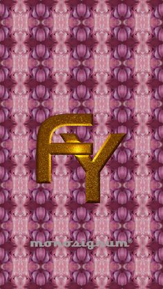 @monosignum is proudly to #present your #FY_03 #monogram as a #wallpaper for your #iPHONE #5 for #free