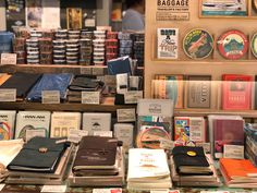 Stamping away with joy at Traveler's Factories! Leather Binder, Leather Notebook, Leather Journal, Agenda Book, Ishigaki, Tokyo Station, Stationery Store, Pure Beauty, I Love Books