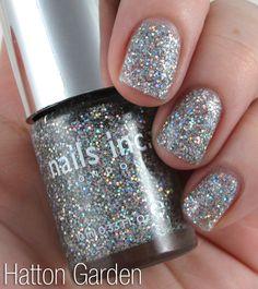 Nails, Inc. Hatton Garden