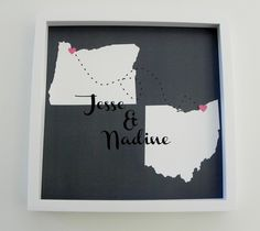 Love Will Find A Way Map by Define Design 11 for BourbonandBoots.com