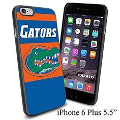 "NCAA FLORIDA GATORS , Cool iPhone 6 Plus (6+ , 5.5"") Smartphone Case Cover Collector iphone TPU Rubber Case Black Phoneaholic http://www.amazon.com/dp/B00VVKUMC4/ref=cm_sw_r_pi_dp_bninvb09V26DX"