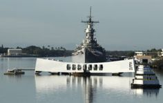 The USS Arizona Memorial and Pearl Harbor Visitor Center will be closed Tuesday due to a visit by President Barack Obama and Japan Prime Minister Shinzo Abe, the National Park Service said.