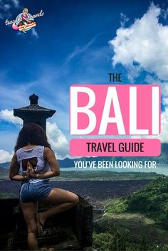 Looking for the ultimate breakdown to travel in Bali? The Bali Travel Guide you'll find here has everything from when to go, what you need, to what to do!