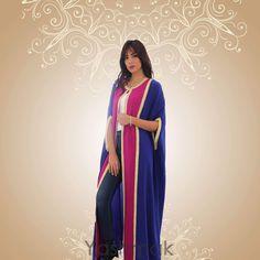 كاب عباية – QuickBuy Overalls, Sari, Womens Fashion, Saree, Women's Fashion, Woman Fashion, Jumpsuits, Work Wardrobe, Saris