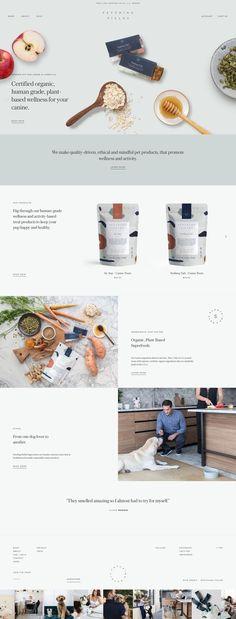 Web Layout, Layout Design, Book Layout, Ecommerce Website Design, Website Design Inspiration, Cool Websites, Wellness, Organic, Edm