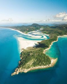 Whitehaven Beach is regularly is rated the Beach in Australia for the white sand, and pristine environment. Let us know your thoughts on the excellent rating! Australia Travel Guide, Visit Australia, Australia Beach, Queensland Australia, Places To Travel, Places To See, Travel Destinations, Australia Pictures, Destination Voyage