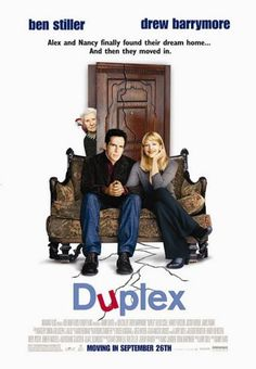 Duplex!  I cried of laughing with this movie ...!