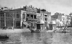 Thessaloniki, Old Pictures, Old Photos, Macedonia, Amazing Destinations, Historical Photos, Greece, Street View, Journey