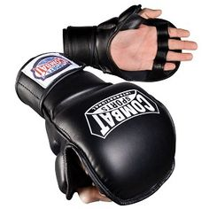 Sparring gloves that offer strike protection while allowing grappling