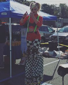 We have @crufeligypsyfreakshow here today! So excited  #anniversaryparty #diningdogparty #lehighvalley #sideshow http://ift.tt/2gRgm0C