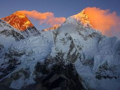 Amazing and Interesting facts about Mount Everest