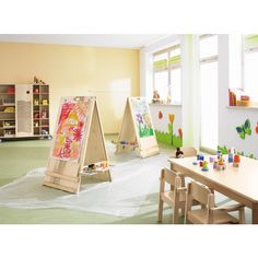 My-Kim-Staffelei | Staffelei | Zeichnen & Malen | Sachenmacher | Wehrfritz Österreich (Atelier Pour Enfant)