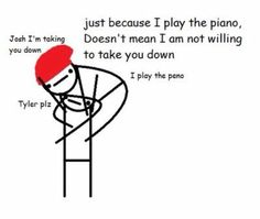 Badly drawn TØP