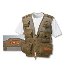 Utility vest | Indispensable for outdoor adventures