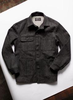 imogene + willie - jack utility coat