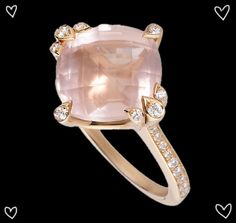 Cartier ring from the Inde Mystérieuse collection