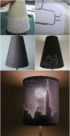 Night Sky Lamp